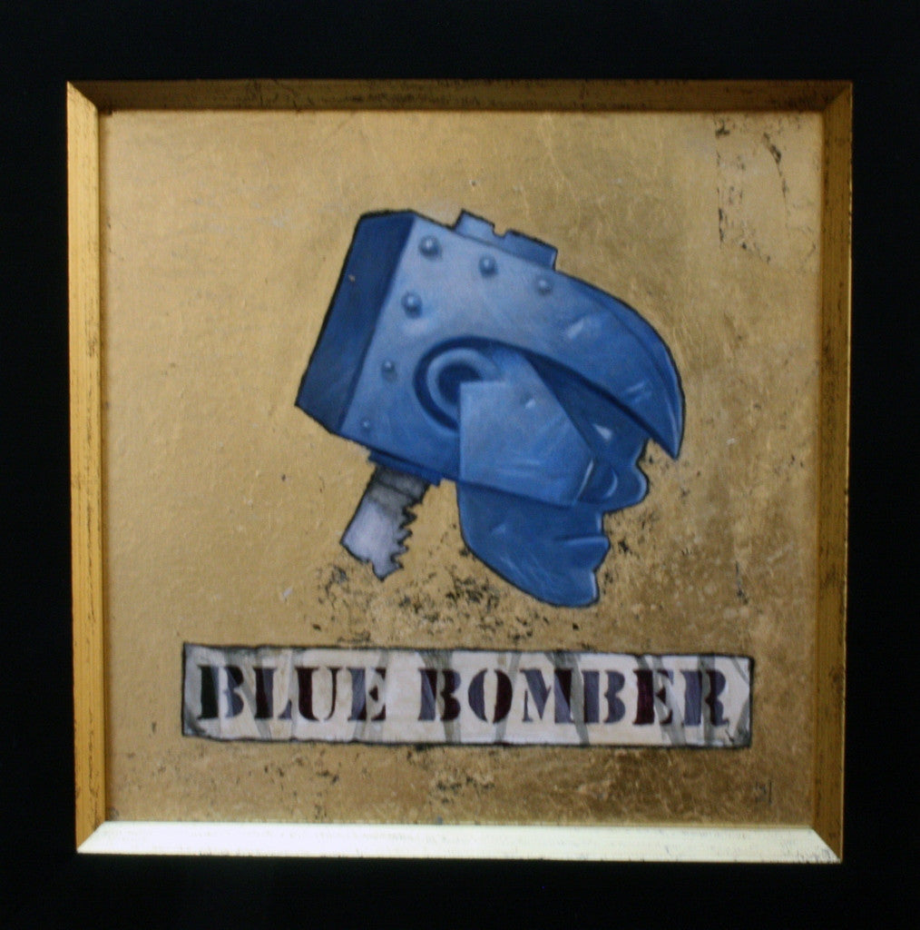The Blue Bomber