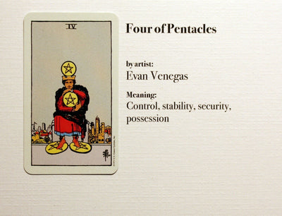 Four of Pentacles