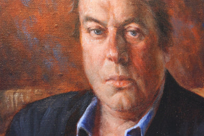 Portrait of Christopher Hitchens