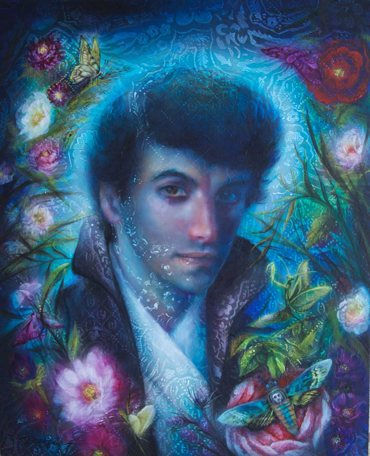 Dorian in the Midnight Garden