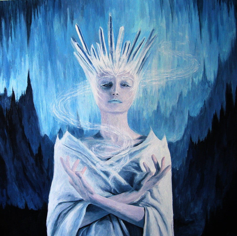 the snow queen The snow queen has turned everything to ice and the mermaids are in danger save them.