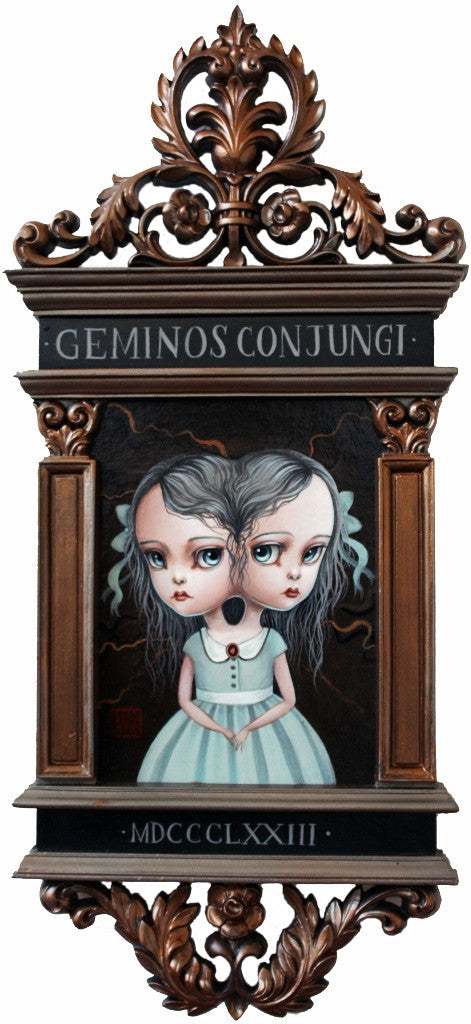 The Conjoined Twins [Geminos Conjungi 1873]