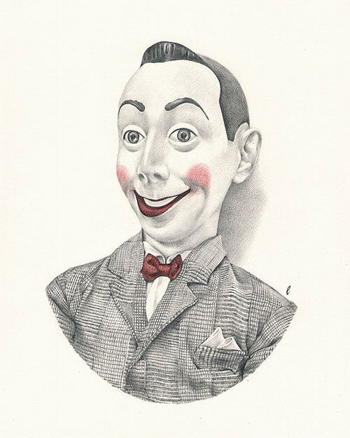 Portrait of Pee-Wee