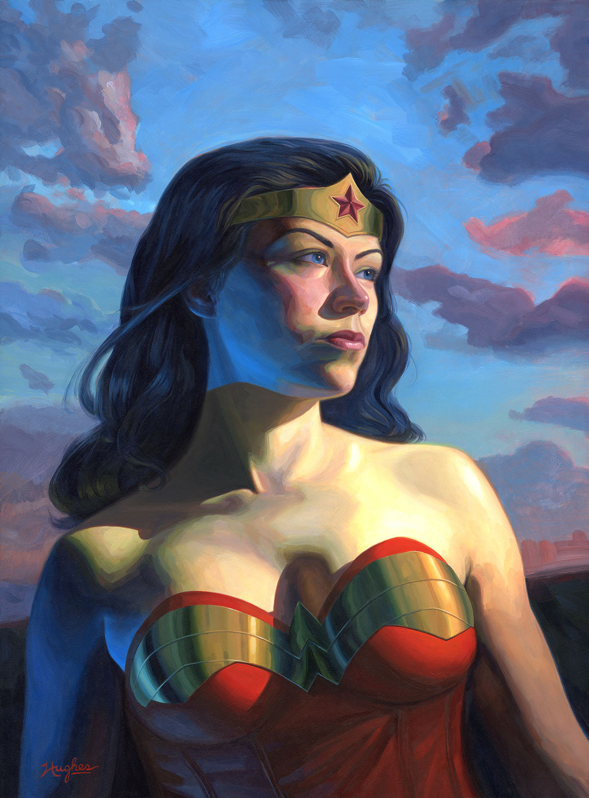 Daughter of Themyscira (Wonder Woman)