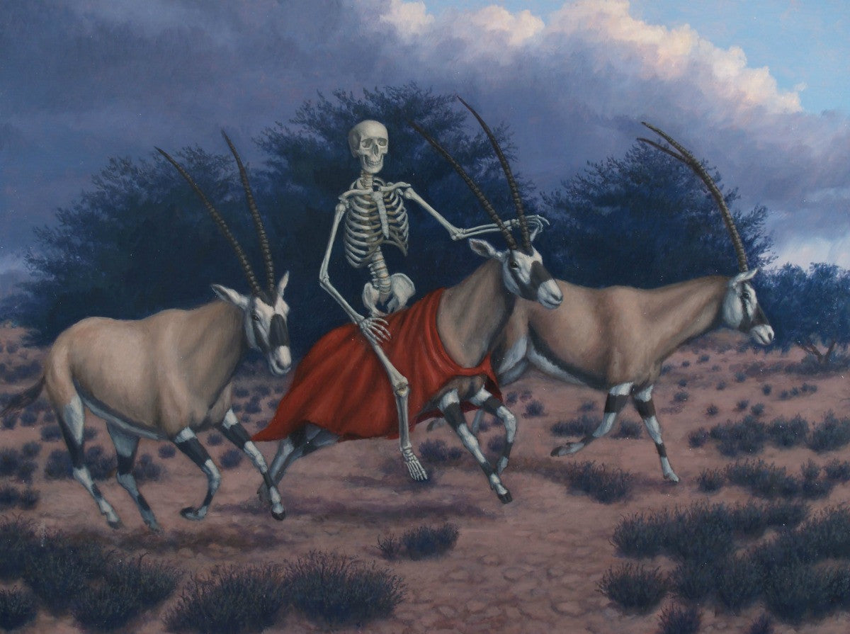 Death and Oryx