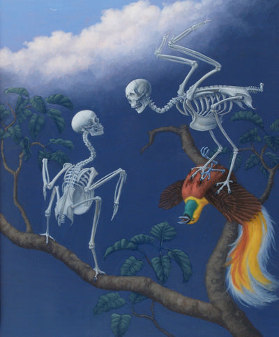 Death of the Bird of Paradise