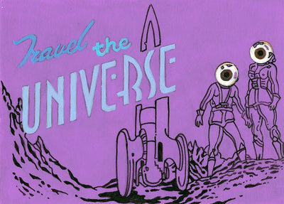 Travel the Universe
