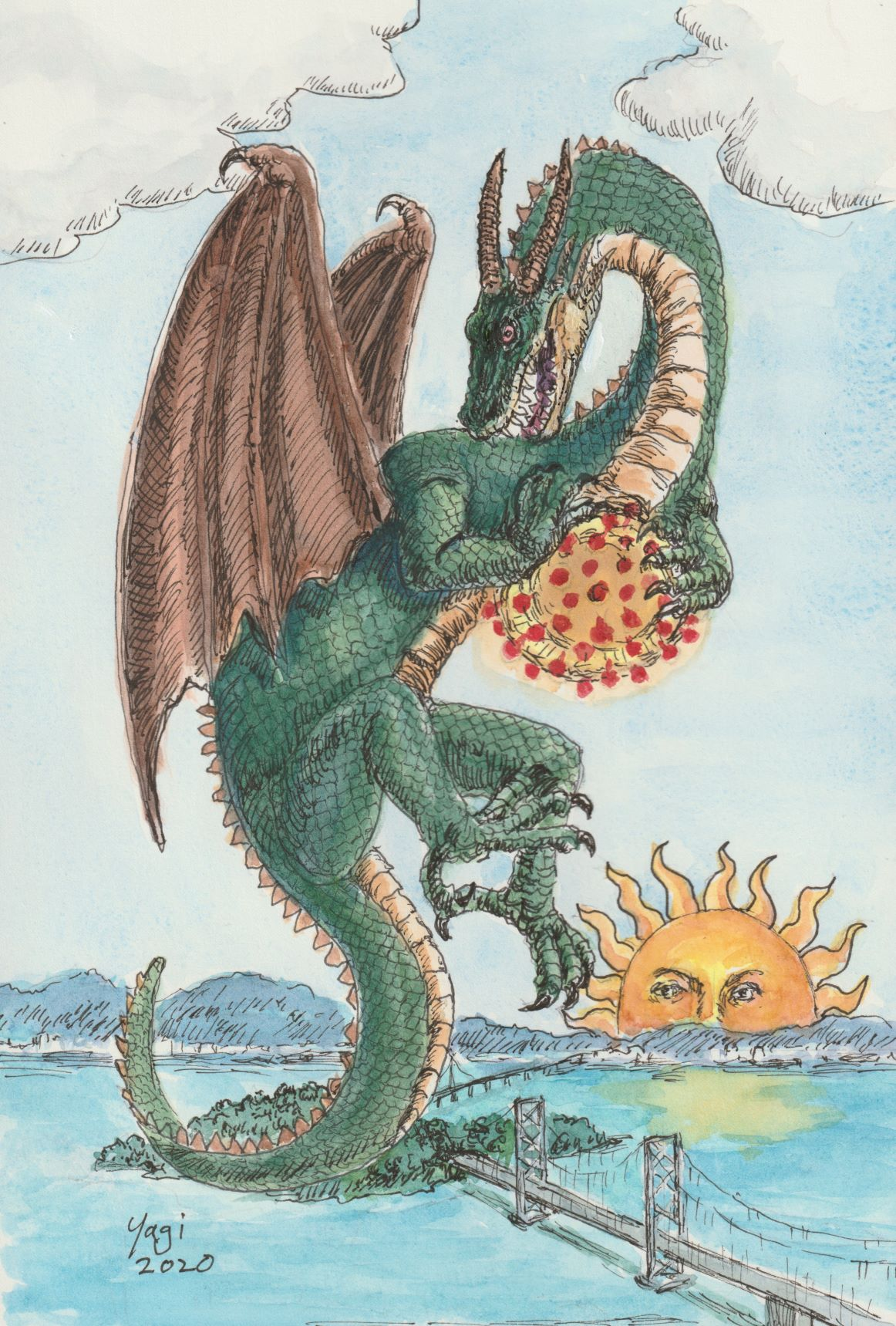 Alchemical Dragon