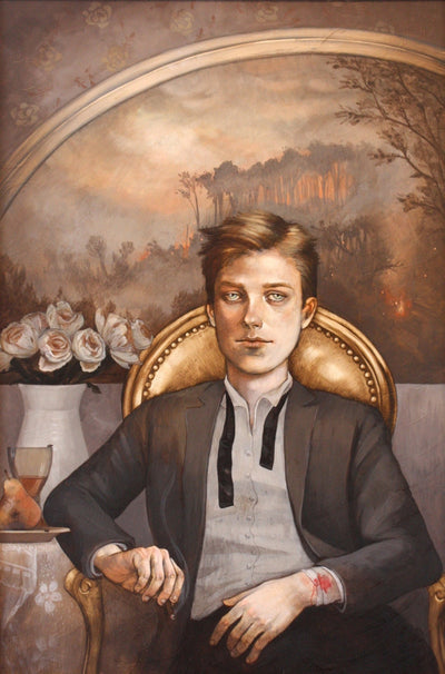A Season in Hell (Portrait of Arthur Rimbaud)