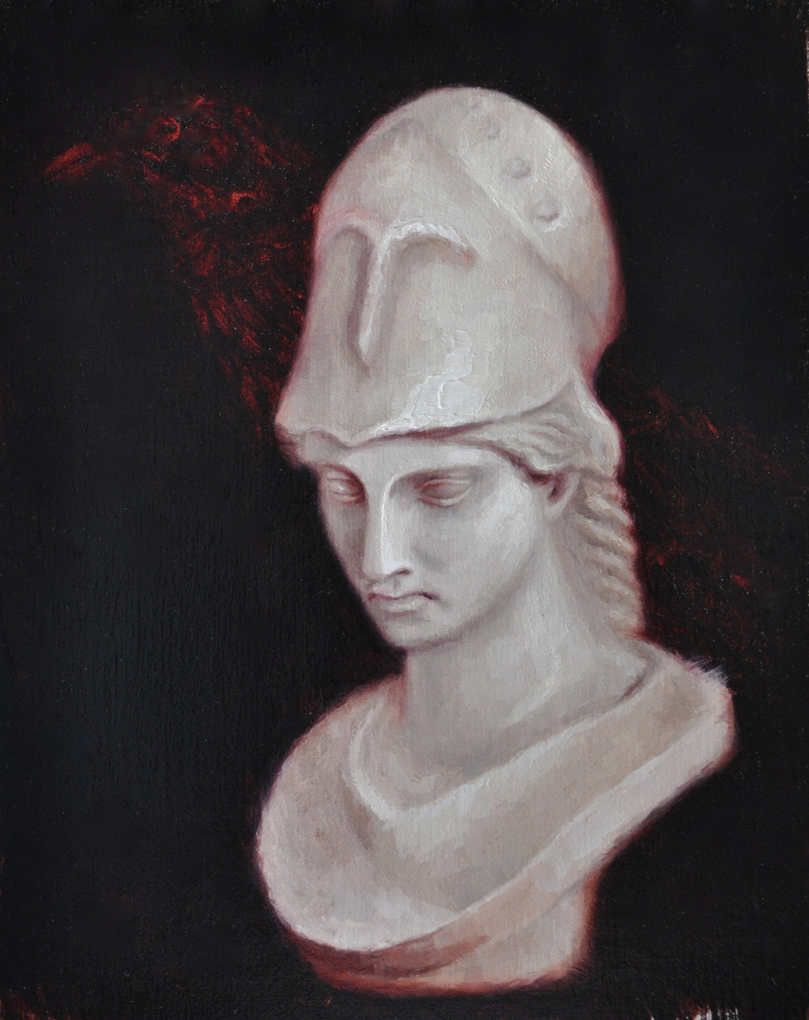 Bust of Pallas