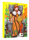 "King of Pentacles: ""Burger King of Pentacles"""