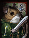 The Warrior of Redwall