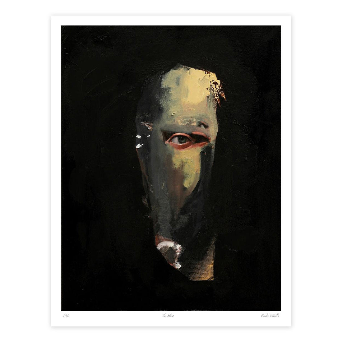 The Ghost Fine Art Print