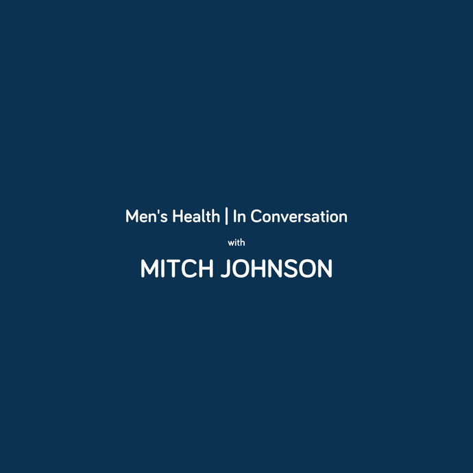 Men's Health | In Conversation with Mitchell Johnson