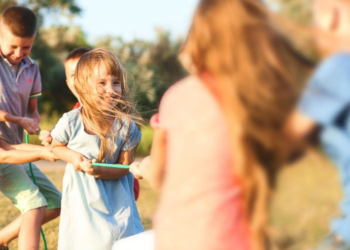 Healthy Kids – How a balanced lifestyle helps children grow