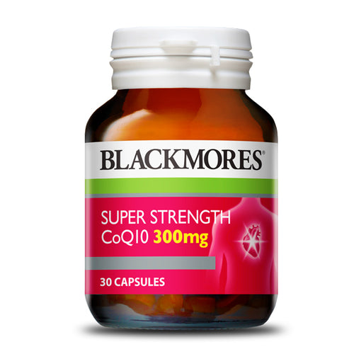 Blackmores SuperStrength CoQ10 300mg