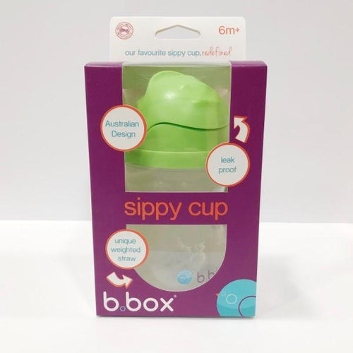 B. Box Sippy Cup 6m+ - Apple