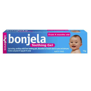 Bonjela Teething Gel