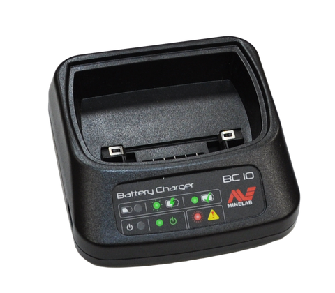 Minelab BC 10 Battery Charger