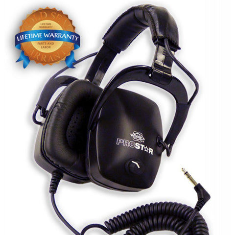 White's ProStar Headphones
