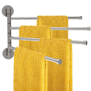 Stainless Steel Swivel Towel Rack