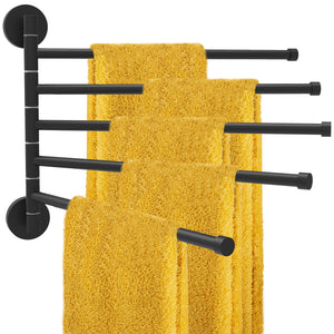 Swivel Towel Rack