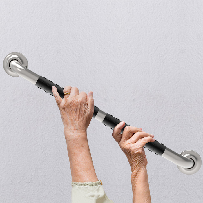 Designer Grab Bar with Soft Grip