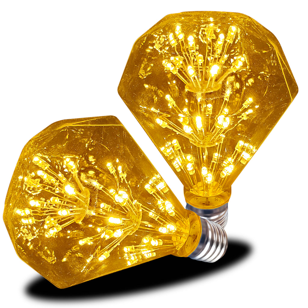 Super Warm Decorative Bulb (2 Pack)