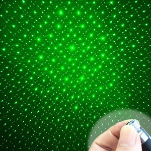 AmeriLuck Starry Effect Laser Projector