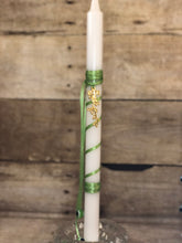 Load image into Gallery viewer, Cross, Branch, and Mati Collection - Easter Candle/lambatha