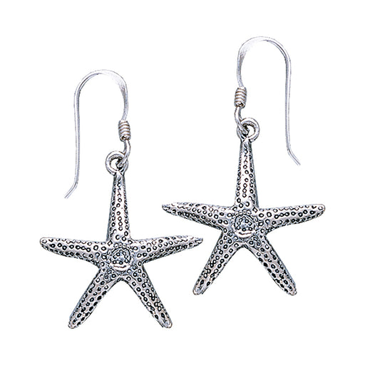 Earrings: Starfish