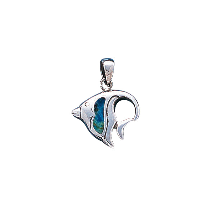 Pendant: Angelfish