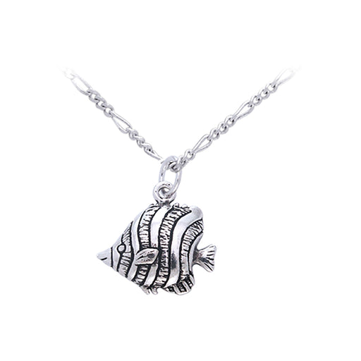 Necklace: Butterflyfish Set