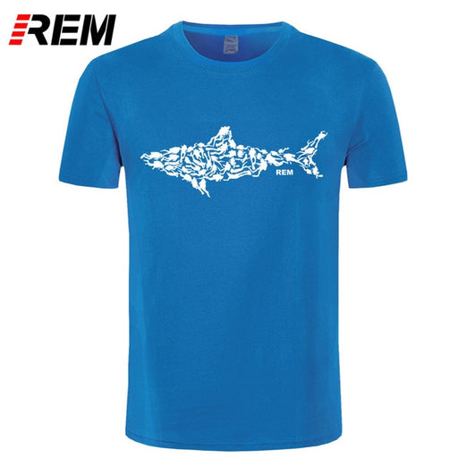 T-Shirt: REM Shark