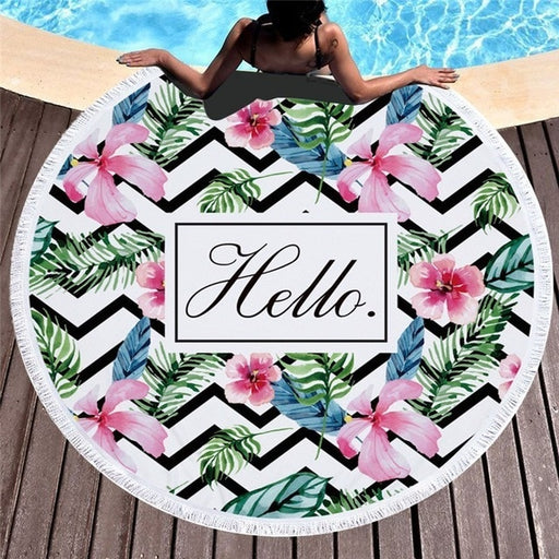 Towel: Hello