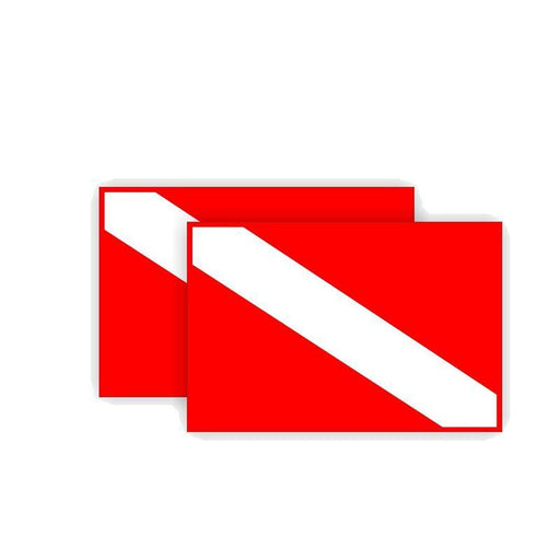 Sticker: Diving Flag