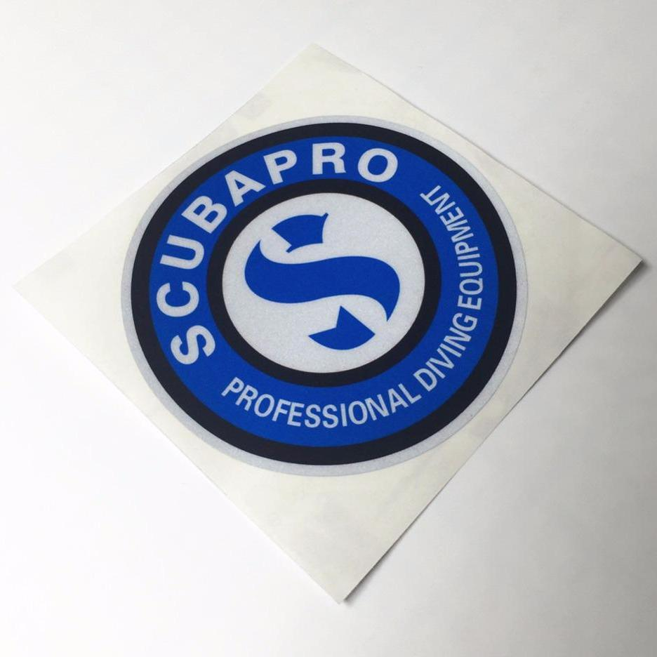 Sticker: SCUBAPRO