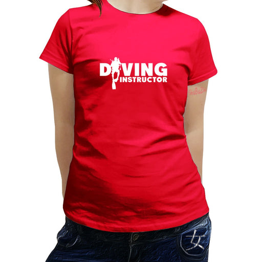 T-Shirt:  Diving Instructor