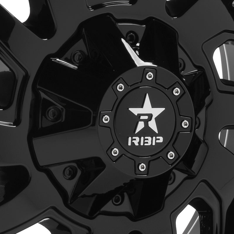 RBP Wheels Center Cap C-8586R-SB