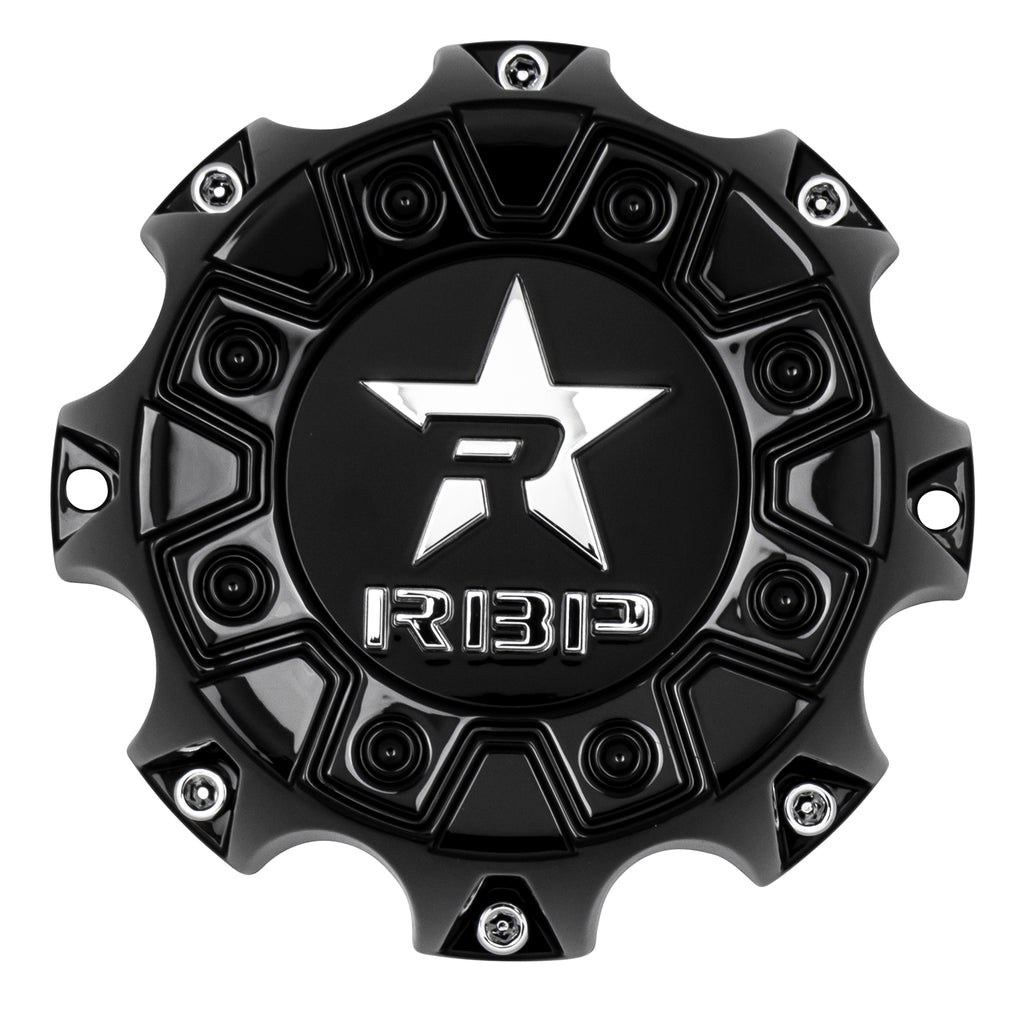 RBP Wheels Center Cap C-CAL-8H-BK