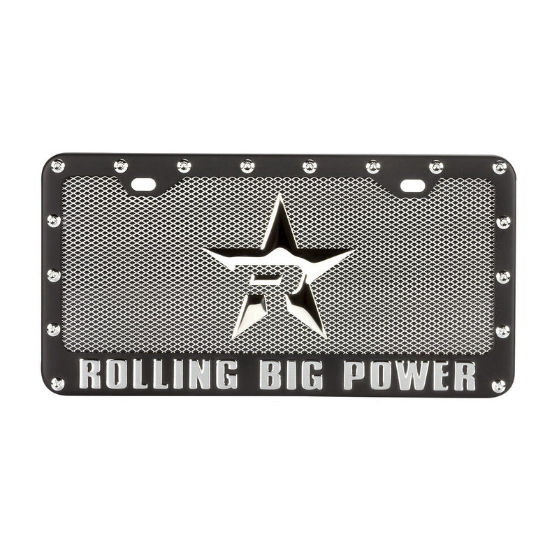 License Plate Frame RBP-4121ZR