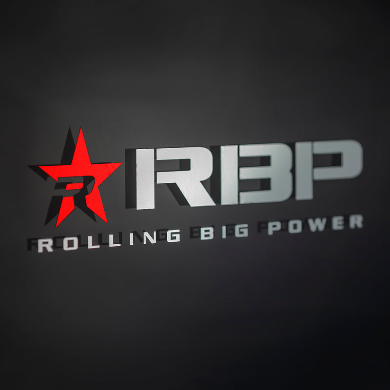 RBP Silver Decal Pack