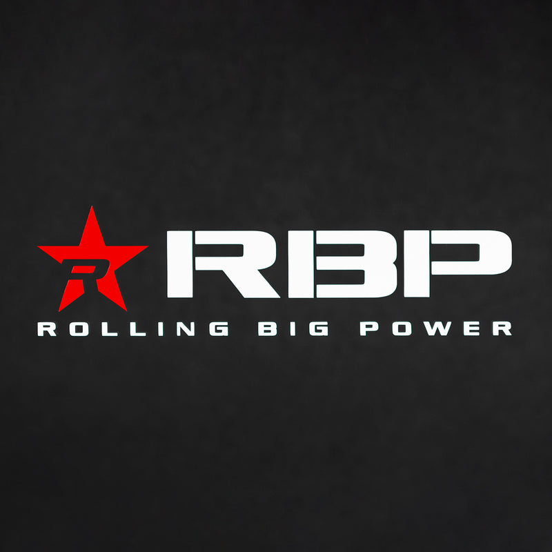 RBP White Decal Pack