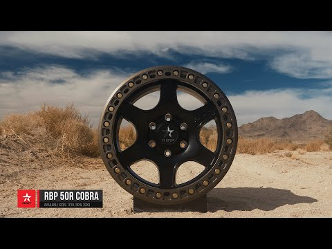 RBP Wheel 50R COBRA 50R-1890-82-12BZ