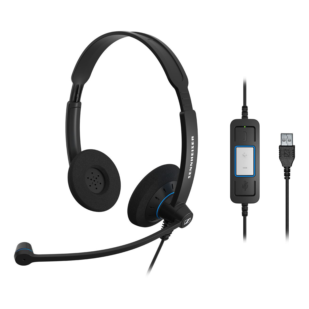 Culture Series Headset - SC60 USB CTRL