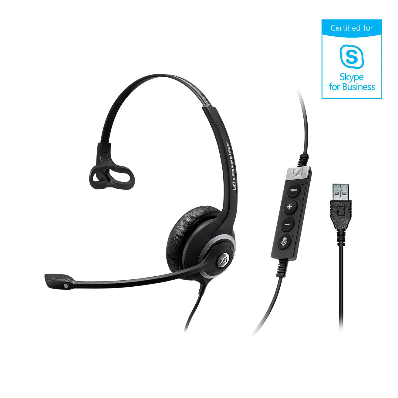 Circle Series Headset - SC230 USB MS II