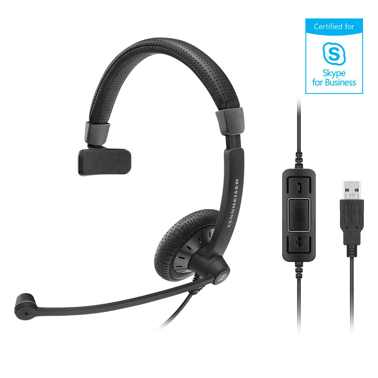 Culture Plus Series Headset - SC40 USB MS
