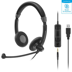 Culture Plus Series Headset - SC 75 USB MS