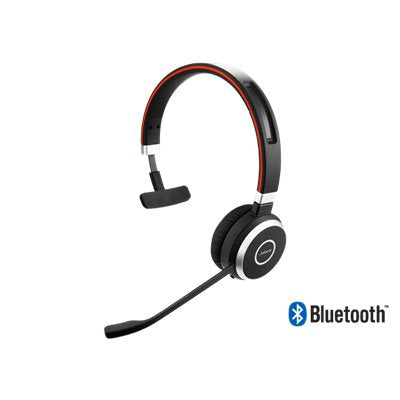 Evolve 65 Mono UC Wireless Headset
