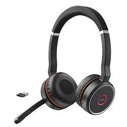 Evolve 75 Stereo MS Wireless Headset